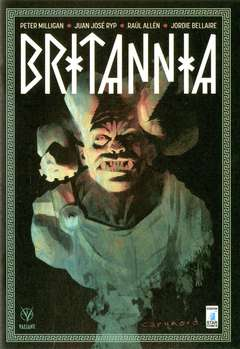 Copertina FREE COMIC BOOK DAYS n.4 - BRITANNIA, STAR COMICS