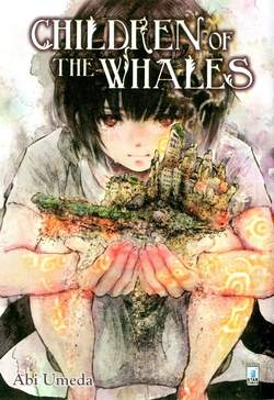 Copertina FREE COMIC BOOK DAYS n.2 - CHILDREN OF THE WHALES, STAR COMICS