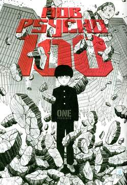 Copertina FREE COMIC BOOK DAYS n.3 - MOB PSCHO 100%, STAR COMICS