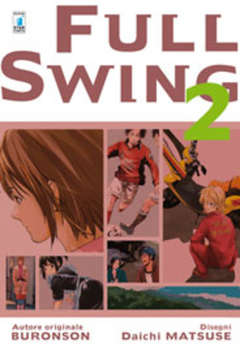 Copertina FULL SWING n.2 - FULL SWING 2 (m5), STAR COMICS