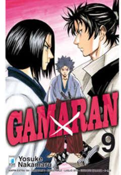Copertina GAMARAN n.9 - GAMARAN 9, STAR COMICS