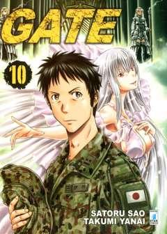 Copertina GATE n.10 - GATE, STAR COMICS