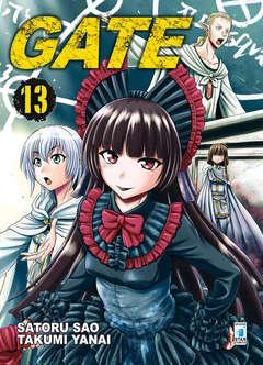 Copertina GATE n.13 - GATE 13, STAR COMICS