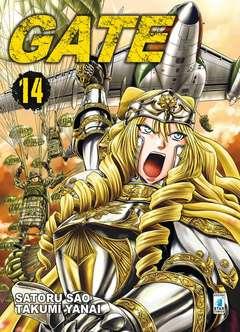 Copertina GATE n.14 - GATE 14, STAR COMICS