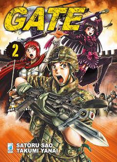 Copertina GATE n.2 - GATE 2, STAR COMICS
