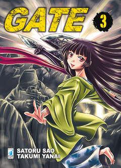 Copertina GATE n.3 - GATE 3, STAR COMICS