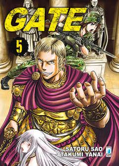 Copertina GATE n.5 - GATE 5, STAR COMICS