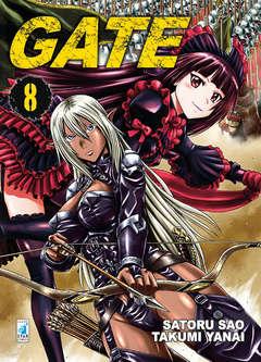 Copertina GATE n.8 - GATE 8, STAR COMICS