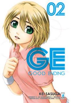 Copertina GE GOOD ENDING n.2 - GE GOOD ENDING (m16), STAR COMICS