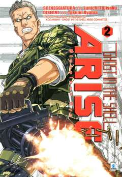 Copertina GHOST IN THE SHELL n.10 - GHOST IN THE SHELL - ARISE 2, STAR COMICS