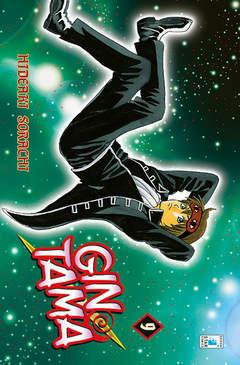 Copertina GINTAMA n.9 - GINTAMA, STAR COMICS