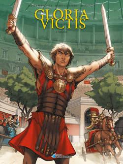 Copertina GLORIA VICTIS n.2 - GLORIA VICTIS 2, STAR COMICS