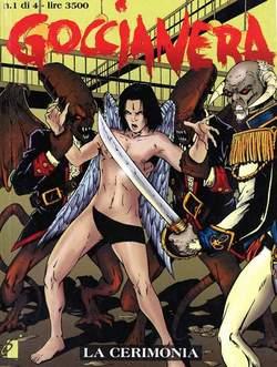 Copertina GOCCIANERA n.1 - GOCCIA NERA 1, STAR COMICS