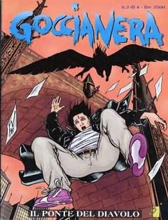 Copertina GOCCIANERA n.3 - GOCCIANERA 3, STAR COMICS