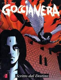 Copertina GOCCIANERA n.zero - GOCCIANERA 0, STAR COMICS