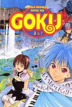 Copertina GOKU n.2 - GOKU 2 (DI 7), STAR COMICS