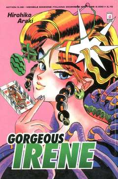 Copertina GORGEOUS IRENE n.1 - GORGEOUS IRENE, STAR COMICS