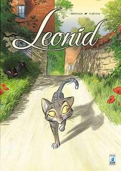 Copertina LEONID n. - LEONID, STAR COMICS