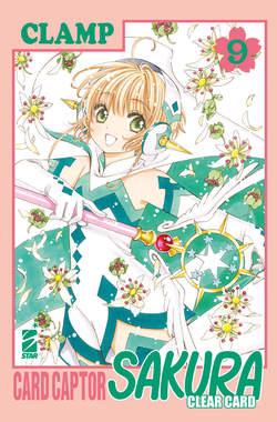 Copertina GREATEST n.254 - CARD CAPTOR SAKURA CLEAR CARD 9, STAR COMICS