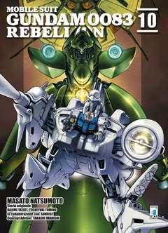 Copertina GUNDAM 0083 REBELLION n.10 - GUNDAM 0083 REBELLION, STAR COMICS
