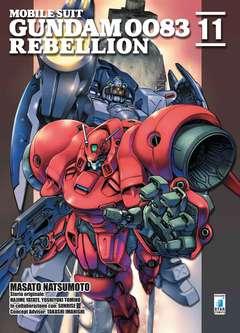 Copertina GUNDAM 0083 REBELLION n.11 - GUNDAM UNIVERSE 73, STAR COMICS
