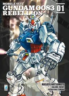 Copertina GUNDAM 0083 REBELLION n.1 - GUNDAM 0083 REBELLION, STAR COMICS