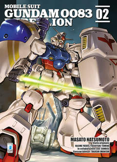 Copertina GUNDAM 0083 REBELLION n.2 - GUNDAM 0083 REBELLION, STAR COMICS