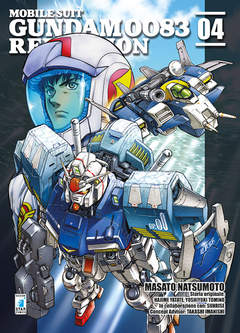 Copertina GUNDAM 0083 REBELLION n.4 - GUNDAM 0083 REBELLION, STAR COMICS