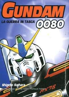 Copertina GUNDAM ANIME n.1 - GUNDAM 0080 LA GUERRA IN TASCA 1, STAR COMICS