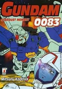 Copertina GUNDAM ANIME n.2 - GUNDAM 0083 STARDUST MEMORY, STAR COMICS
