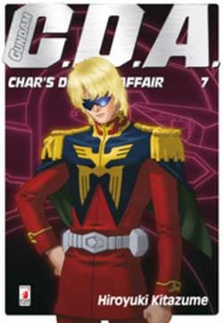 Copertina GUNDAM C.D.A. n.7 - GUNDAM C.D.A. (m14), STAR COMICS