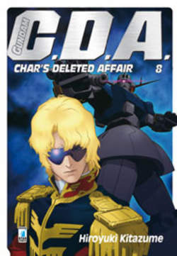 Copertina GUNDAM C.D.A. n.8 - GUNDAM C.D.A. (m14), STAR COMICS