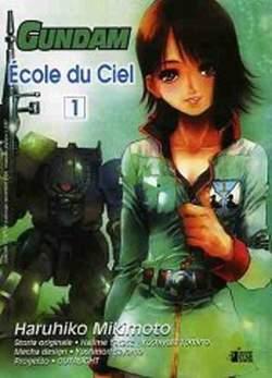 Copertina GUNDAM ECOLE DU CIEL n.1 - ECOLE DU CIEL 1, STAR COMICS