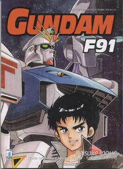 Copertina GUNDAM F91 ANIME n.94 - GUNDAM F91, STAR COMICS