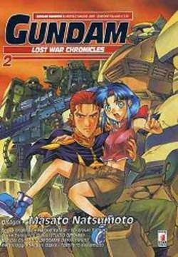 Copertina GUNDAM LOST WAR CHRONICLES n.2 - LOST WAR CHRONICLES 2, STAR COMICS