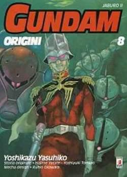Copertina GUNDAM ORIGINI n.8 - LE ORIGINI 8, STAR COMICS
