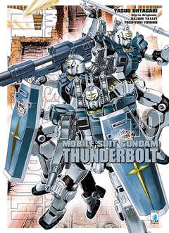 Copertina GUNDAM THUNDERBOLT n.10 - GUNDAM THUNDERBOLT, STAR COMICS