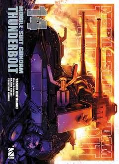 Copertina GUNDAM THUNDERBOLT n.14 - GUNDAM UNIVERSE 78, STAR COMICS