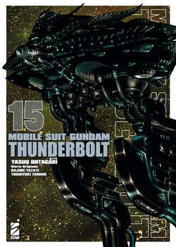 Copertina GUNDAM THUNDERBOLT n.15 - GUNDAM UNIVERSE 80, STAR COMICS