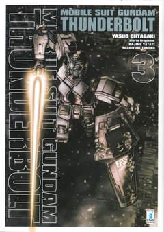 Copertina GUNDAM THUNDERBOLT n.3 - GUNDAM THUNDERBOLT, STAR COMICS