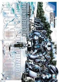 Copertina GUNDAM THUNDERBOLT n.4 - GUNDAM THUNDERBOLT, STAR COMICS