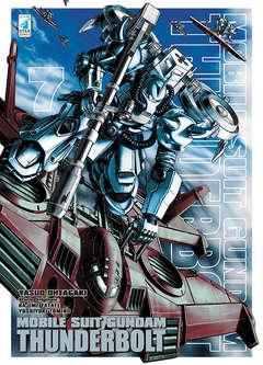Copertina GUNDAM THUNDERBOLT n.7 - GUNDAM THUNDERBOLT, STAR COMICS