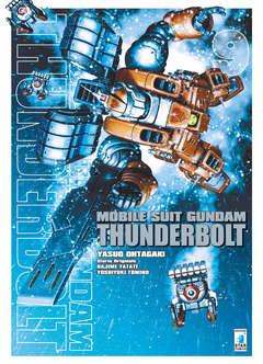 Copertina GUNDAM THUNDERBOLT n.9 - GUNDAM THUNDERBOLT, STAR COMICS
