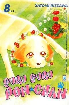 Copertina GURU GURU PON CHAN n.8 - GURU GURU PON CHAN 8, STAR COMICS