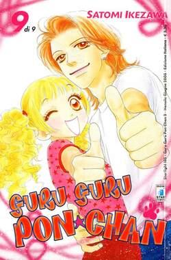 Copertina GURU GURU PON CHAN n.9 - GURU GURU PON CHAN 9, STAR COMICS