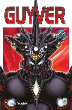 Copertina GUYVER n.44 - GUYVER 44, STAR COMICS