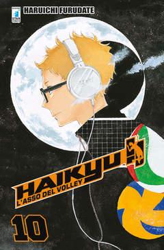 Copertina HAIKYU!! n.10 - HAIKYU!!, STAR COMICS
