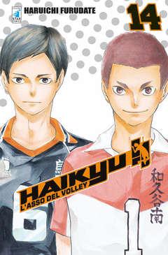 Copertina HAIKYU!! n.14 - HAIKYU!!, STAR COMICS