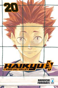 Copertina HAIKYU!! n.20 - TARGET 93, STAR COMICS