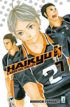 Copertina HAIKYU!! n.7 - HAIKYU!!, STAR COMICS